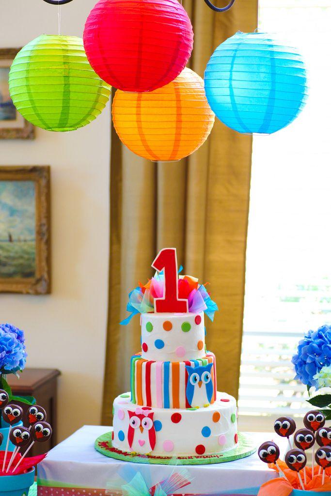 Oso's birthday cake!: 1St Birthday Parties, Barns Owl, Firstbirthday, First Birthday, Parties Ideas, 1St Birthday Cakes, 1St Birthdays, Owl Cakes, Birthday Ideas