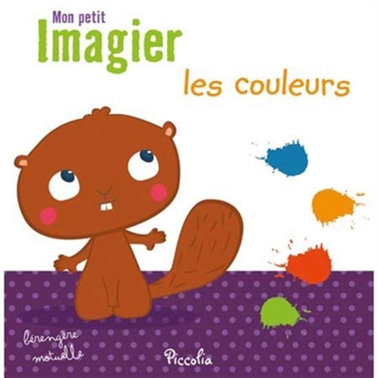 Un imagier permettant d'apprendre les différentes couleurs.