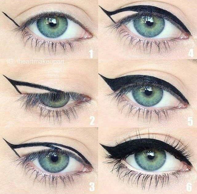 Eye makeup ideas                                                                                                                                                                                 More