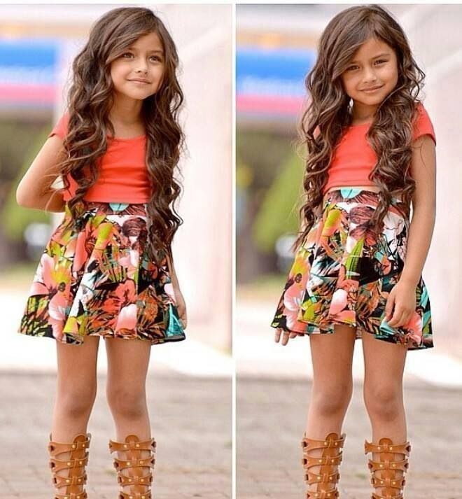 17 Best ideas about Girls Fashion Kids on Pinterest | Little girl ...