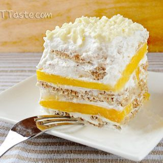 Mango Float - Filipino Recipe | dieT Taste