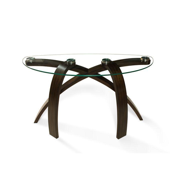 magnussen furniture allure console table allure furniture