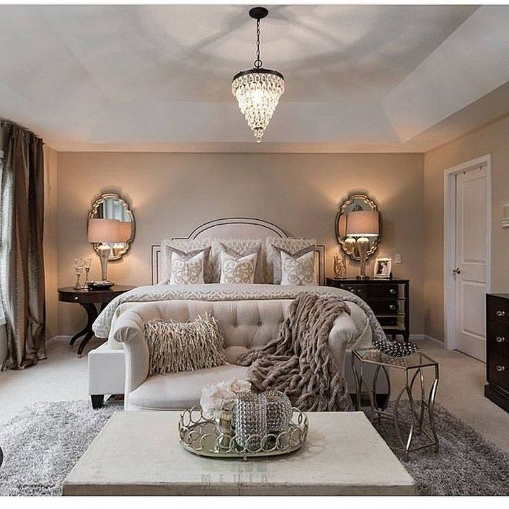 Modern Master Bedroom Decor