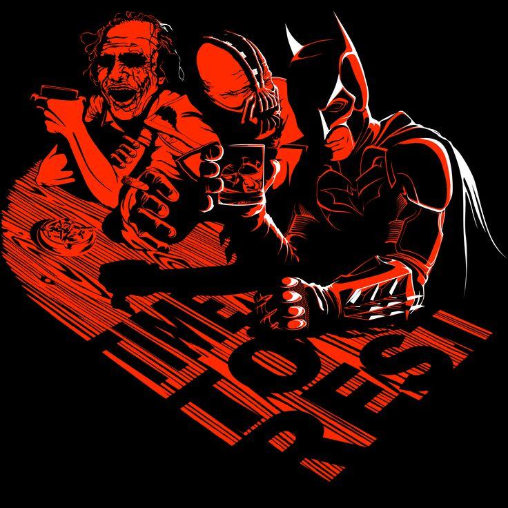Ilustración Batman Trilogy