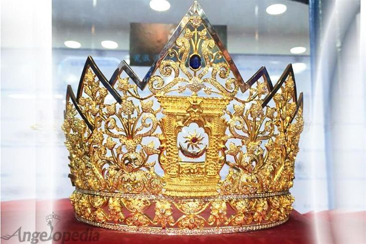 Miss Nepal Organisation unveils the new crown for this year's winner