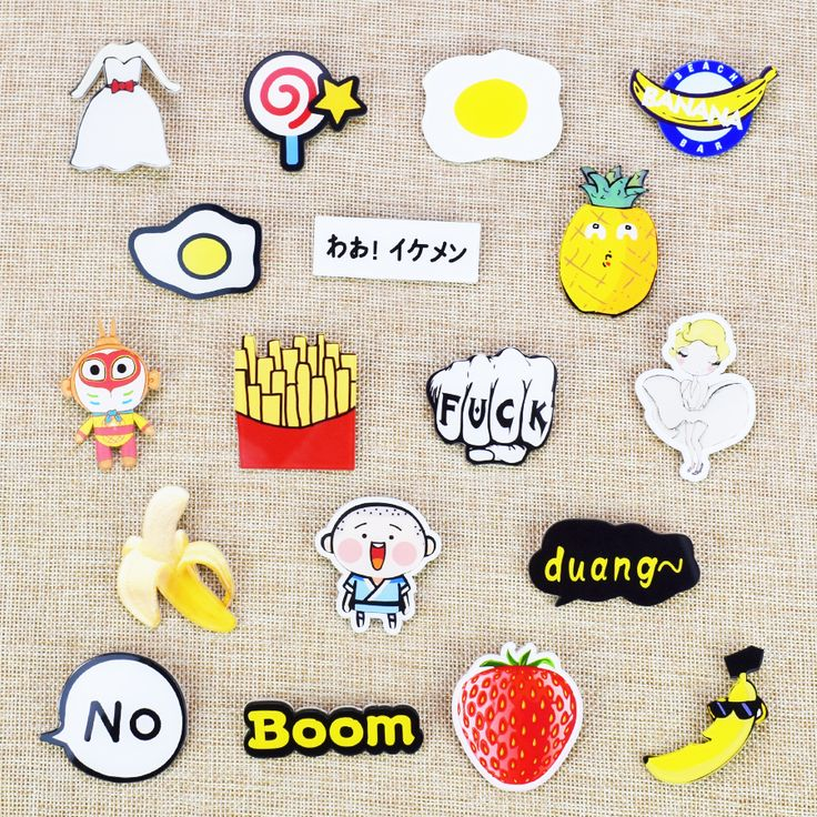 Fashion kawaii anime clothes acrylic badges pins for clothes icon decorating badge backpack pokemon pin button acrylic brooch un