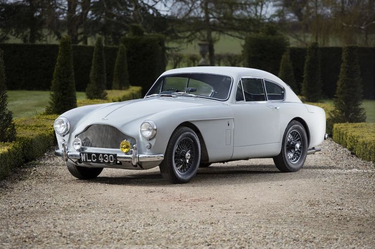 1959 Aston Martin DB Mark III Maintenance/restoration of old/vintage vehicles: the material for new cogs/casters/gears/pads could be cast polyamide which I (Cast polyamide) can produce. My contact: tatjana.alic@windowslive.com