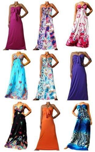 Angela Ladies Floral Maxi Long Summer Holiday Maternity Plus Size Dress UK