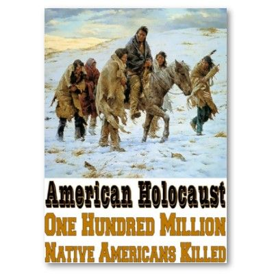 Full history of the Native American Genocide