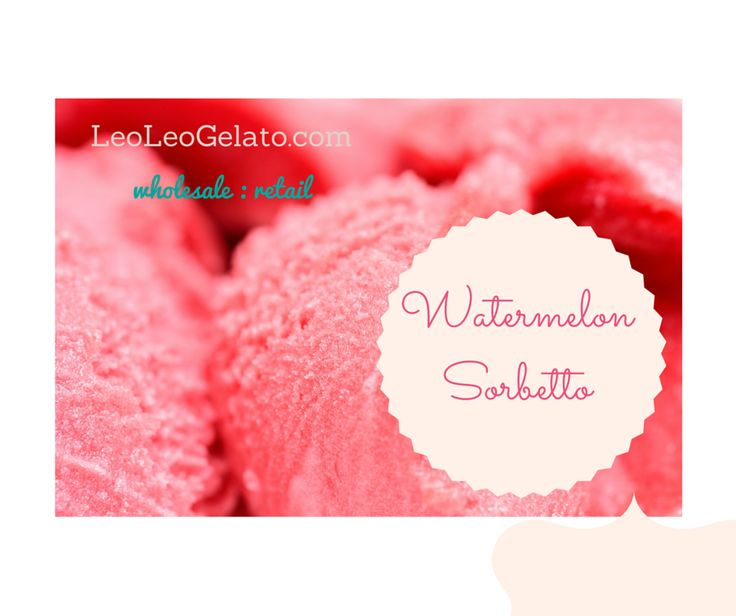 Watermelon is one of our most sought out flavors during the Summer months here in Paso Robles!! Our seasonal flavors are seasonal because the fruit is best when it is in season!! Who'd a guessed? . . . . #gelato #sorbet #italy #LeoLeoGelato #yum #glutenfree #dessert #healthyeatinghabits #youarewhatyoueat #freshfruit #italiangelato #watermelon #summer #seasonal #season @leoleogelato