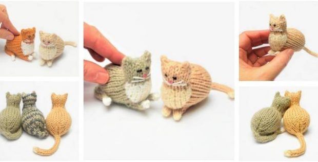 knitting animals for sale