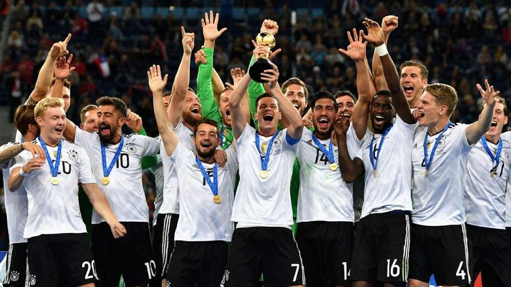 Germany top FIFA World Ranking over Brazil as Switzerland and Poland rise