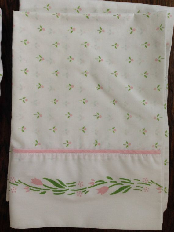 Laura Ashley Castleberry Pink Tulip Floral Pattern Full