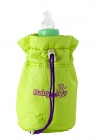 Babymoov Travel Bottle Warmer - Works without electricity or external energy source! When you go out for a walk or a visit to a park - remember to bring along your travel bottle warmer: SIMPLE TO USE - activated by twisting the capsule and reactivated by sterilisation (placed in an electrical steriliser or in boiling water) REUSABLE - can be reused indefinitely UNIVERSAL - can be used for all bottles and food jars SAFE - uses a non-toxic heating liquid (sodium acetate)