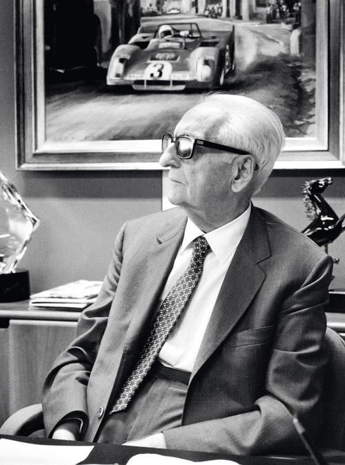 1000 images about enzo ferrari on pinterest grand prix racing team and la ferrari. Black Bedroom Furniture Sets. Home Design Ideas