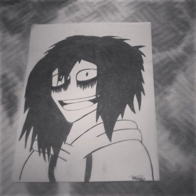 Jeff The Killer... Creepypasta