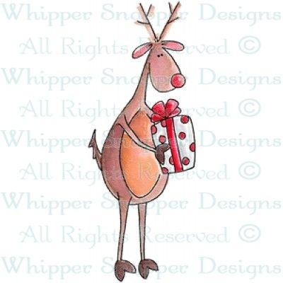 Present Reindeer