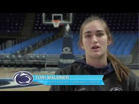Penn State Locker Room Tour