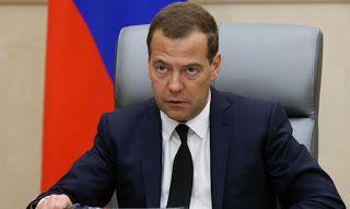 ВСЕ НОВОСТИ: США отказались принять Медведева и говорить с ним ...