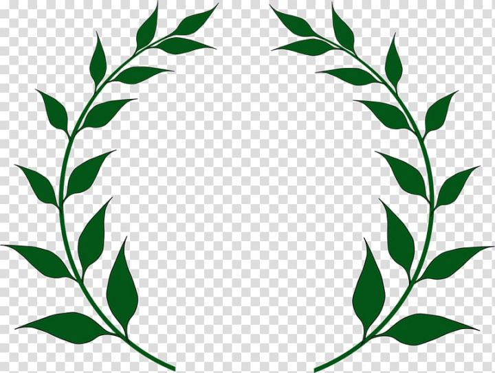 Olive Branch Laurel Wreath Olive Transparent Background Png Clipart Gambar Hiasan Gambar Hiasan