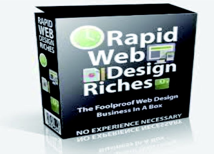 riulaki: give you Rapid Web Design Riches for $5, on fiverr.com