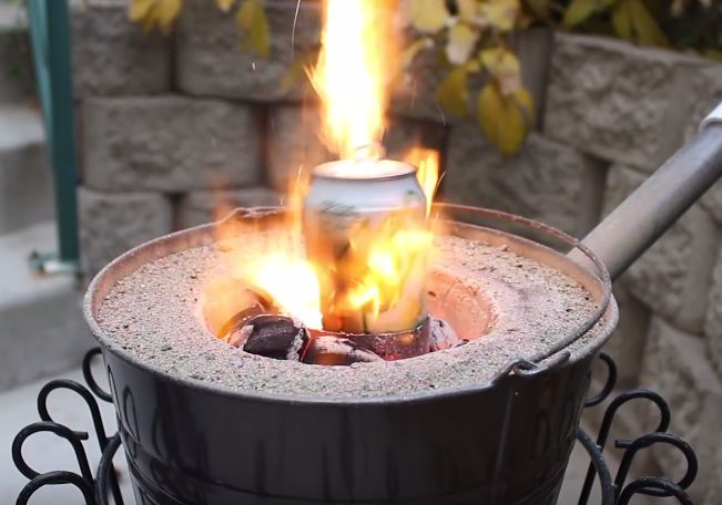 This is an awesome diy projects for men . Discover How to Make a Powerful Mini Foundry. Step-by-step guide how to build a build a foundry furnace.
