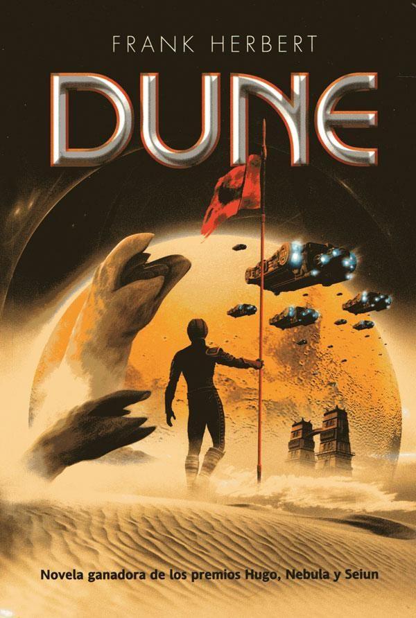 Clásico de la ciencia ficción, que fusiona religión, ecología, tecnología y ciencia ficción.