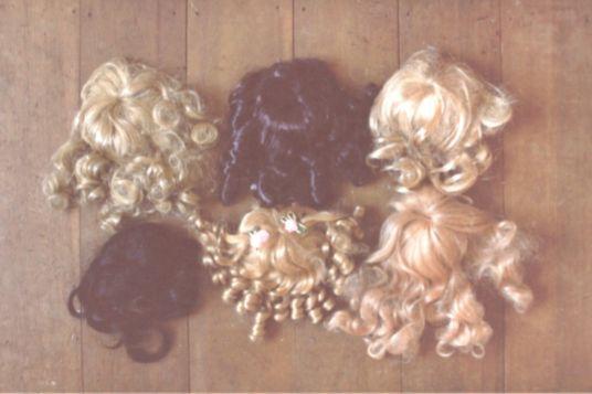 dolly hair
