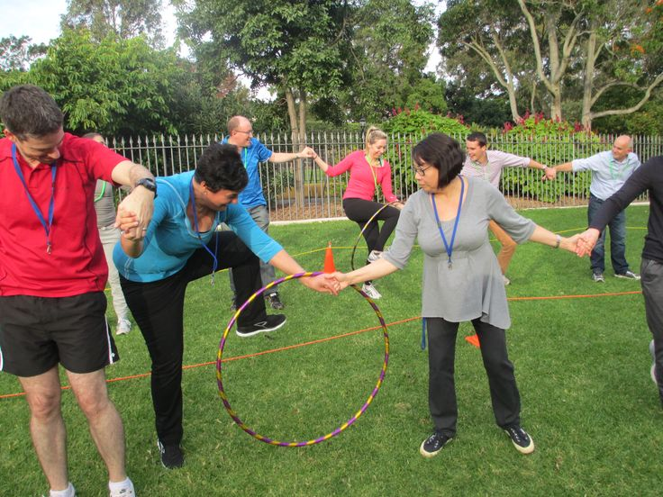 Mini Olympics is an active outdoor team building activity for corporate teams in Sydney. This competitive event will have your team laughing non stop.