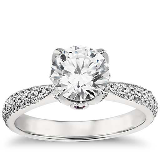 Build Your Own Ring - Design Your Own Diamond Ring | Blue Nile