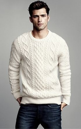 Best 25  Men sweater ideas on Pinterest | Mens sweater styles, Men ...