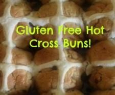 Recipe gluten free hot cross buns by Amanda T - Recipe of category Breads & rolls