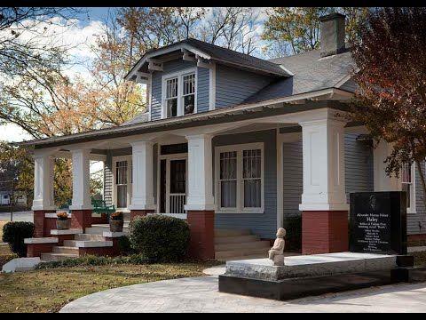 Alex Haley Museum And Interpretive Center - Alex Haley Childhood Home - Palmer House