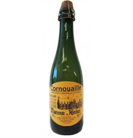 Manoir de Kinkiz Cidre de Cornouailles Brittany 5.5% 375ml