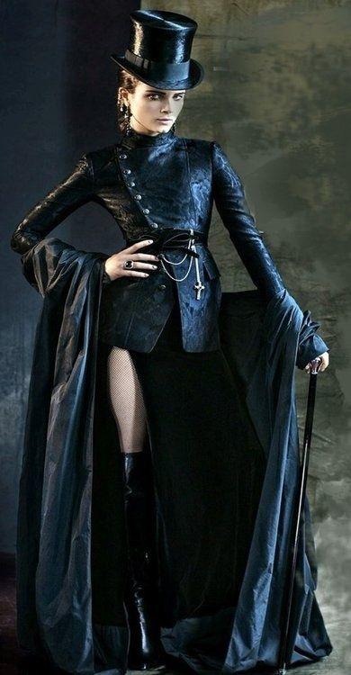 Goth Steampunk