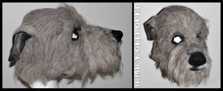 Custom Irish Wolfhound