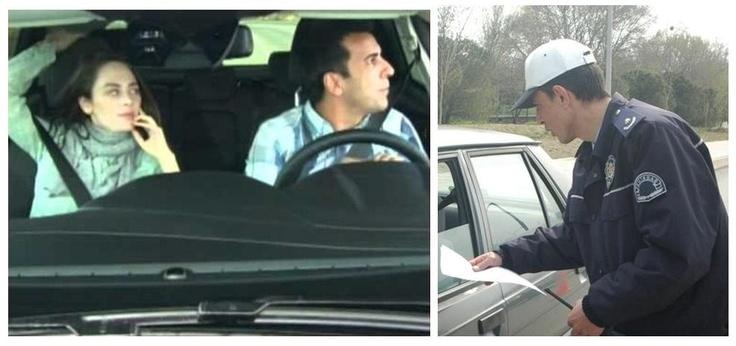 Fıkra: Adam karısıyla arabada giderken... (Okumak için resme Tıkla..)