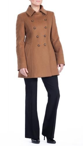 Topaz | Raffinalla  Raffinati designed this elegant and chic coat to keep you warm this winter. All Raffinati coats are fully lined with interlining and chamois for added warmth against our cold Canadian winters.