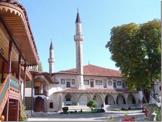Ханский дворец г. Бахчисарай