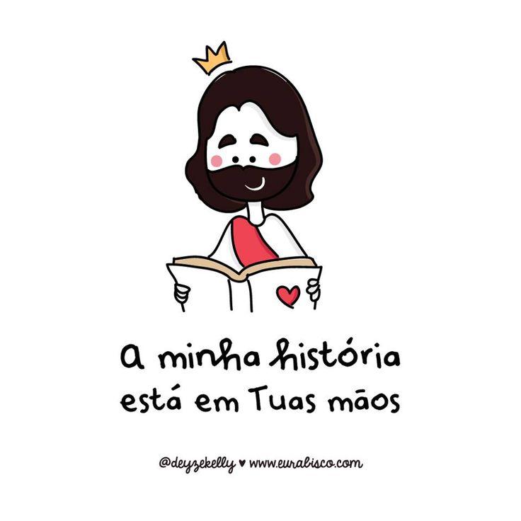 A minha história