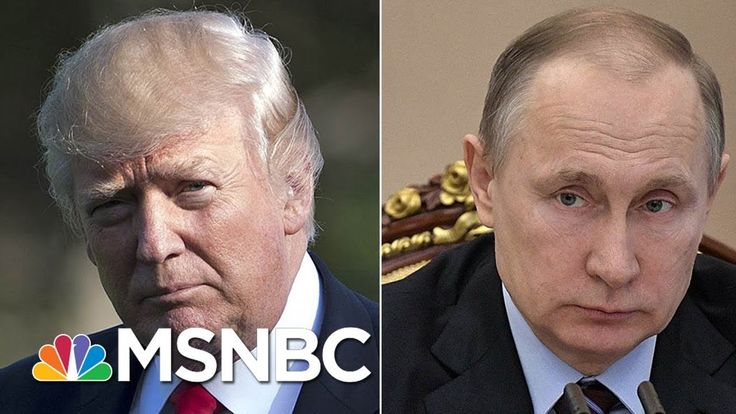 The Timeline Of Russian Contact And President Donald Trump's Associates ...