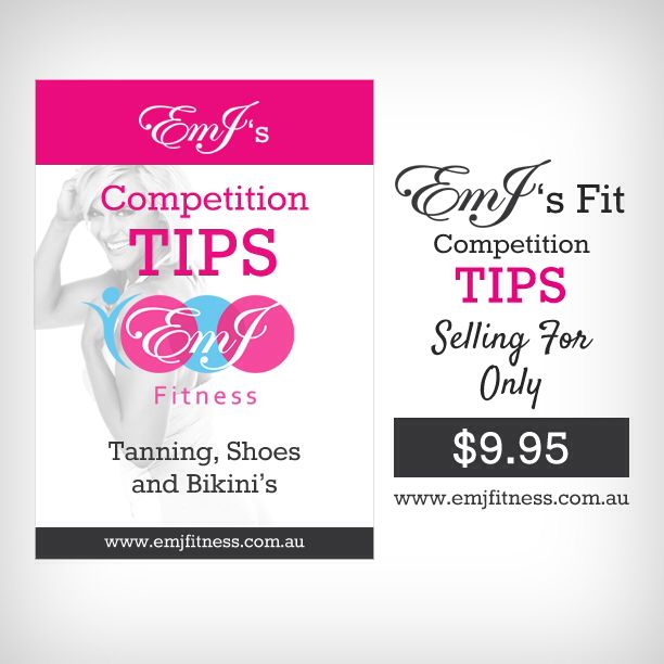 Competition tips for tanning bikini selection and heels!