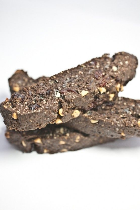 Gluten-Free Chocolate Biscotti | Not Without Salt - I changed up the ...