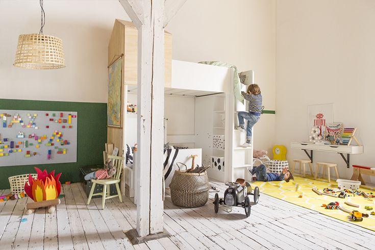 2 kinderen op 1 kamer | ikea