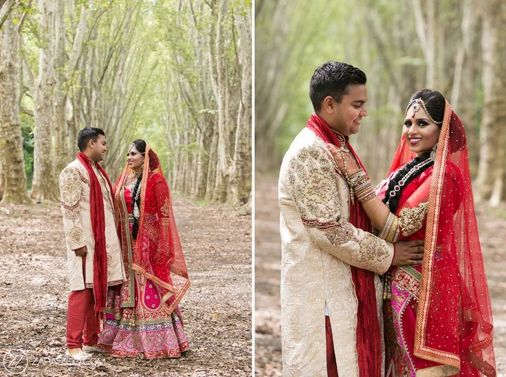 Traditional Hindu Wedding Outfit. Indian Wedding photos in the National Botanical Garden. #ZaraZoo