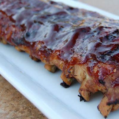 Barbeque Baby Back Ribs