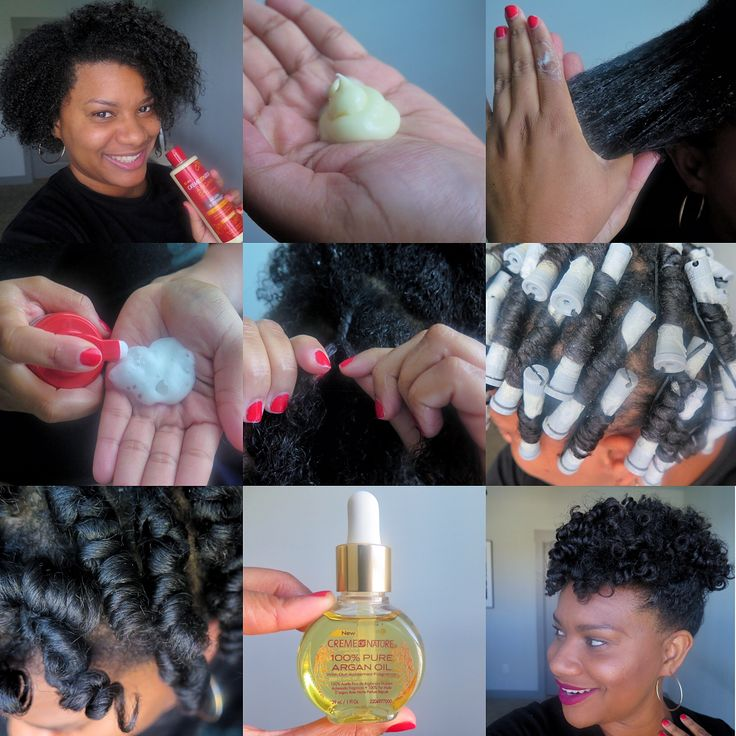 The Secret to a Perfect Perm Rod Set on Natural Hair every time. 9 easy steps you must live by.