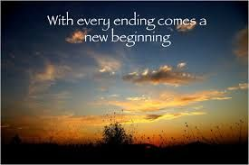 Image result for every end is a new beginning