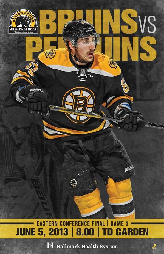 B's vs Penguins, Game 3 | June 5, 2013