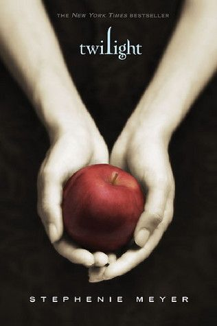 Twilight Series by Stephenie Meyer - One of my favorite book series.